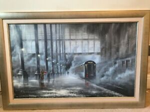 Jeff Rowland Flowers in the Rain Limited Edition Print