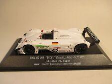 Onyx XGT011 BMW V12 LMR ALMS 1999 Lehto / Soper 1:43 MIB