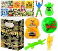Camo Luxury Party Bag with Fillers | Loot | Camouflage | Boys Party Bag