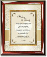 Love Romantic Gift Frame Birthday I Love You Present Girlfriend Boyfriend Wife