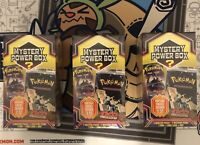 Pokemon Mystery Power Box Neo Discovery Pack Vintage Packs Sealed-New