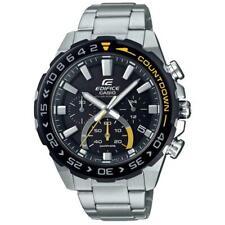 Casio Edifice Solar Sapphire Crystal Men's Watch EFS-S550DB-1AVUEF