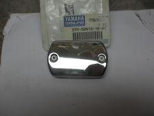 NOS chrome master cyl cap 98-2013 V-STAR 650 1100 XVS650 XVS1100 STR-5BN18-10-01