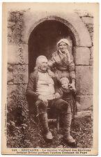 CPA 22 - SAINT BRIEUC (Côtes d'Armor) Le dernier Vieillard portant costume