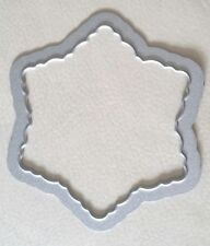 Sizzix Die Cutter STAR FRAME Thinlits fits BIGkick Big Shot Cuttlebug