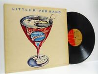 LITTLE RIVER BAND diamanta cocktail (1st uk press) LP EX/EX- EMC 3187 vinyl 1977