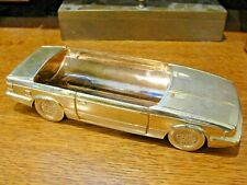 "Toyota SOARER Novelty Cigarette Box E-MZ12 1984 ~ No Top ~ 9"" long"