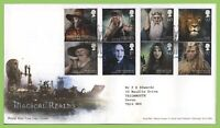 G.B. 2011 Magical Realms set on Royal Mail First Day Cover, Tallents House