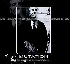 Mutation..The Lunatics Are Running The  - Nurse With Wound & Graham Bow (NEW CD)