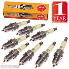 NGK Spark Plugs (x8) DCPR8E-N 5692 Fiat Brava 1.2 16V 1.2 16V 80