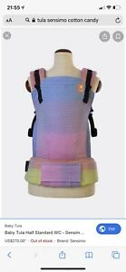 tula free to grow Wrap Conversion Baby Carrier