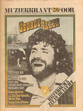 MAGAZINE OOR 1976 nr. 18 - NEERLANDS HOOP/TWIGGY/GEORGE BAKER/FLEETWOOD MAC