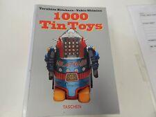 1000 Tin Toys by Taschen