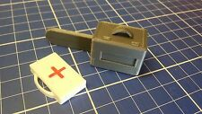 1:10 Scale Chainsaw Case and First Aid Kit / RC Crawler Accessories axial  rc4wd