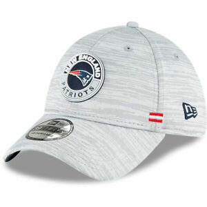 NEW ENGLAND PATRIOTS NEW ERA ROAD SIDELINE 39THIRTY STRETCH FIT HAT ALL SIZES