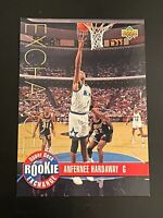 1993-94 Upper Deck Rookie Exchange GOLD SP Anfernee Hardaway #RE3