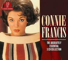 Connie Francis - The Absolutely Essential 3 CD Collection (NEW 3CD)