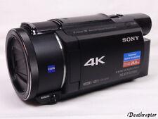 Sony FDR-AX53 Camcorder Videokamera 4K Ultra HD AX53 OVP HÄNDLER