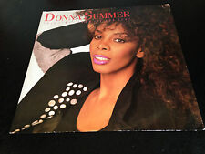 """Donna Summer - This Time I Know It's For Real (3-track 12"""" Single)"""