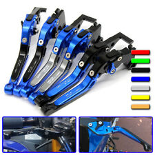 Folding Extend Adjustable Brake Clutch Levers For Triumph DAYTONA 675R 2011-2016