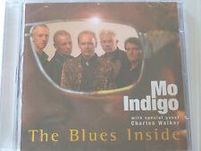 MO INDIGO - THE BLUES INSIDE (CD Album, NEW & SEALED)