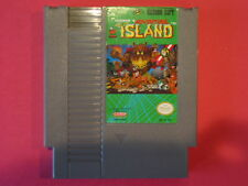 ADVENTURE ISLAND ORIGINAL NINTENDO GAME ORIGINAL NES HQ