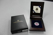 2012 Canada $5 Silver and Niobium Coin - Pink Full Moon