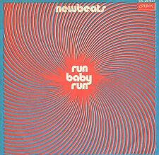 NEWBEATS - Run , Baby , Run (REISSUE 1966 VINYL SINGLE GERMAN PS)