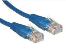 2M Advent CAT5e Ethernet Cable Lead for Network Connection Routers Computer Blue