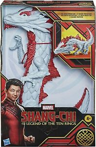 Marvel SHANG-CHI Legend Of The Ten Rings THE GREAT PROTECTOR White Dragon 2021