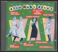 Jive Baby jive! (18 tracks, 1958-65/92) Connie Francis, Peter Kraus, Pete.. [CD]