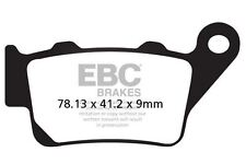 FIT DUCATI  GT 1000 (992cc) 07>10 EBC REAR ORGANIC BRAKE PADS