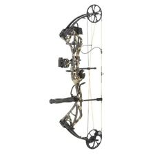 Bear Archery Species RTH Compound Bow 60# Left Hand Fred Bear Camo