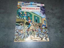 TUNIQUES BLEUES 15 - Rumberley – Première édition souple
