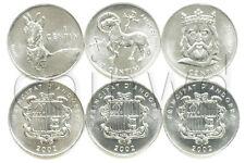 ANDORRA 3 COINS SET 2002 (# 798)