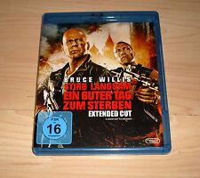 Blu Ray Film - Stirb Langsam - Ein guter Tag zum Sterben - Extended Cut