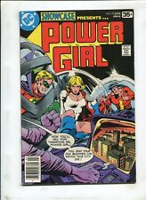 "SHOWCASE #99 - ""PRESENTS ... POWER GIRL!"" - (7.5) 1978"