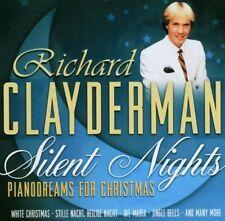 Richard Clayderman Silent nights-Pianodreams for christmas (1986/2003) [CD]