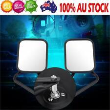 1 Pair Door-less Side Rear View Mirror for Jeep Wrangler TJ JK JKU CJ 97-17 HOT