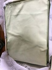 Linen Home 800 Thread Count Sheet and Pillowcases Queen Retail 125.00 pastel gre