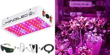 King Plus 600W LED Grow Light Full Spectrum for Indoor Plants Veg and