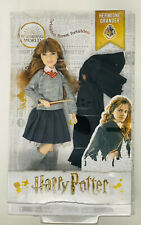 Mattel Hermione Granger Doll - Barbie-Sized Harry Potter Collection - New In Box
