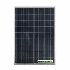 Solarmodul Photovoltaik SolarPanel 100W 12V wohnmobil solaranlage polykristallin