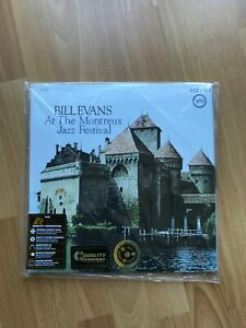 Bill Evans  At The Montreux Jazz Festival  Analogue Productions V6-8762