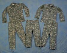US ARMY ACU DIGITAL Medium Regular Uniform Shirt & Pants CAMOUFLAGE Lot 5