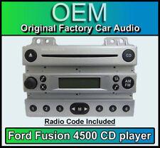 Ford MX Autoradios 2002