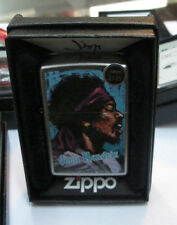 Jimi Hendrix Zippo Lighter Authentic 2015 Licensed Rock N Roll
