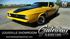1971 Ford Mustang  Yellow 1971 Ford Mustang Coupe 460 CID V8 w/429 Heads 4 Speed Automatic Availabl