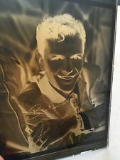 5 Antique Negative Photographs Pictures Frank Sinatra Glass Plate