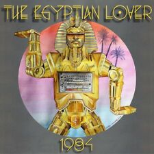 The Egyptian Lover - 1984 CD Egyptian Empire Old School Electro New Sealed